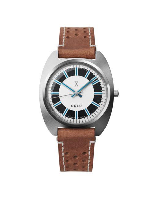 Steel Black - ORLO Danish Designer Watches