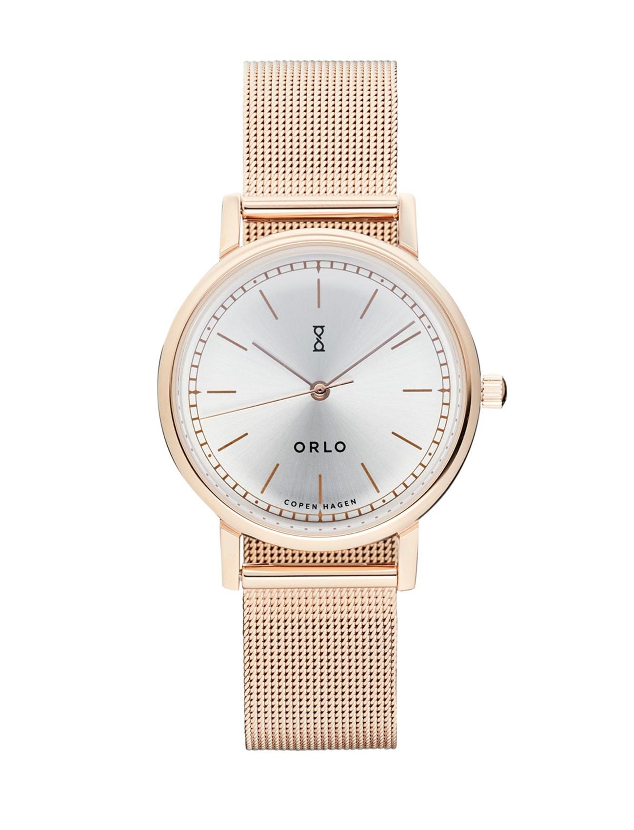 Rose Silver Petite - Womens Watches - ORLO Danish Designer Watches
