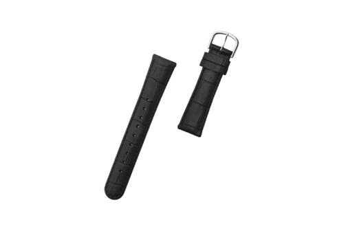 Black Steel Leather - ORLO Danish Designer Watches